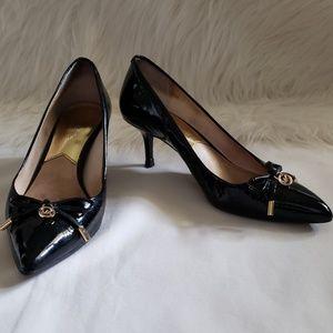 MICHAEL Michael Kors Black Pointed Toe Heel